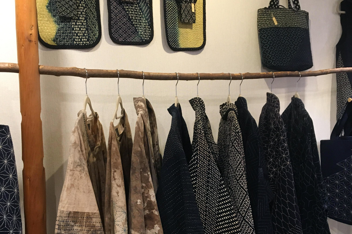 Physical Sashiko Store